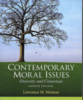 Contemporary Moral Issues, 4th ed.